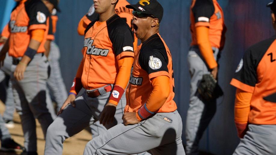 Cuba Baseball Brawl