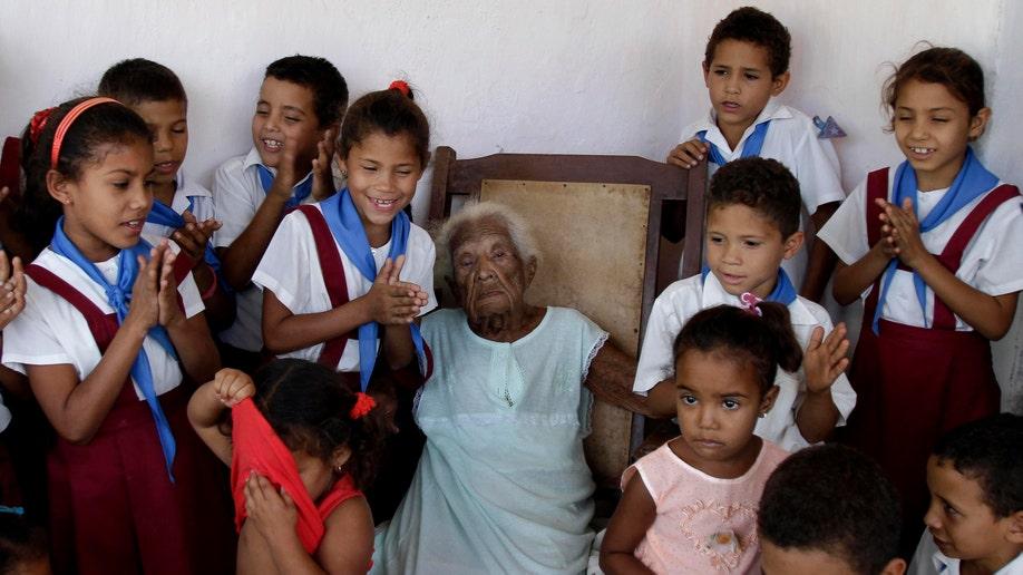 Cuba Old Woman