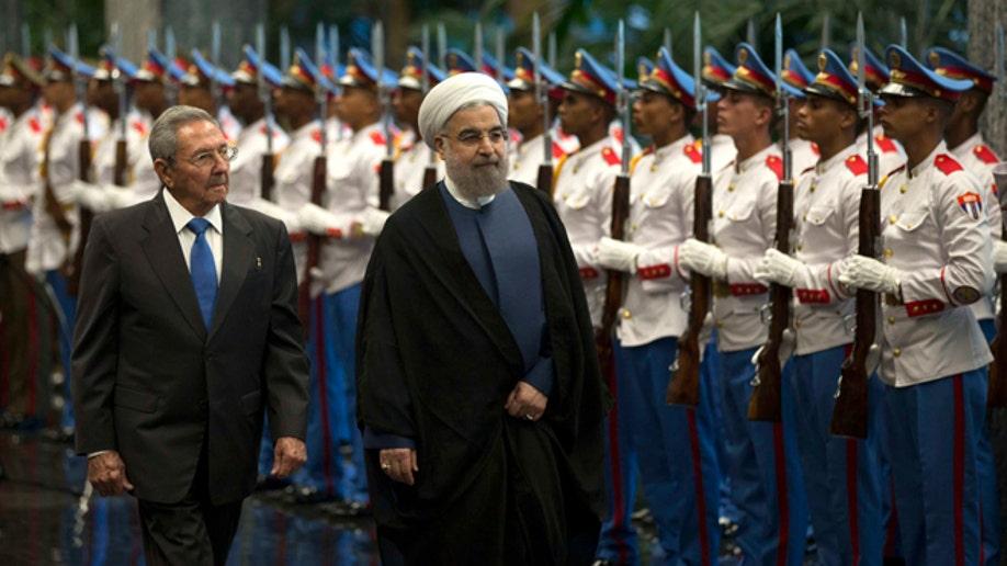 Cuba Iran