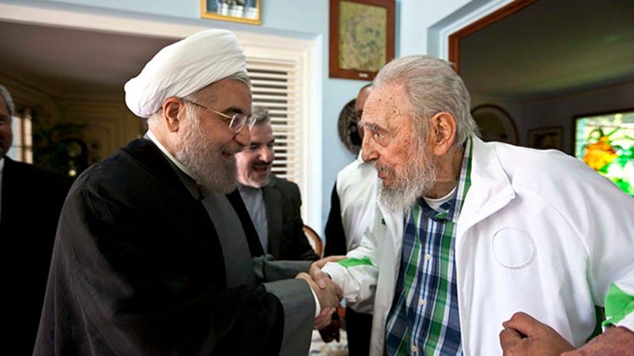 4f47a2fe-Cuba Iran Ties