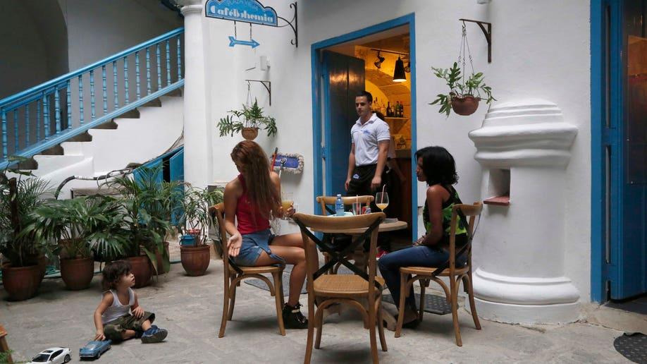 CUBA LISTO PARA TURISTAS