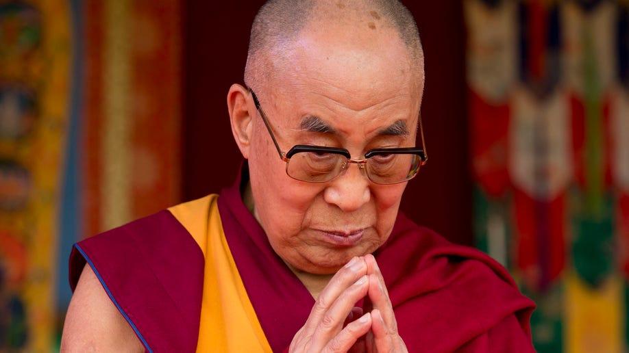 Britain Dalai Lama
