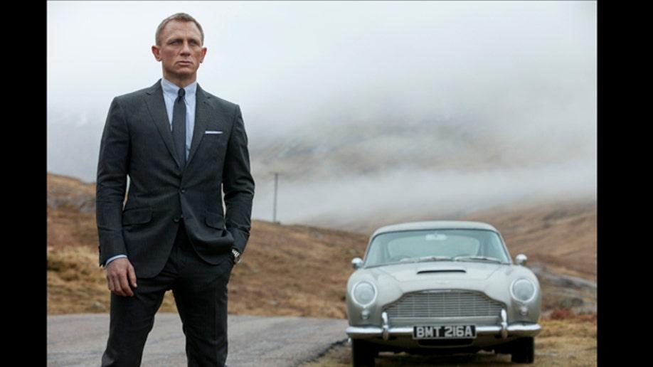 Bond at 50-Franchise
