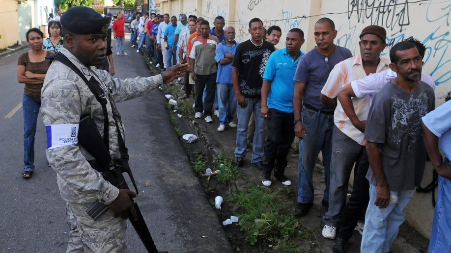 DOMINICANA-ELEC