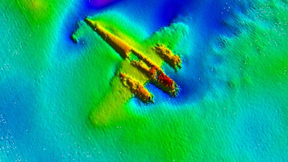 Microsoft Word - Dornier Aircraft Wreck Site Images.doc