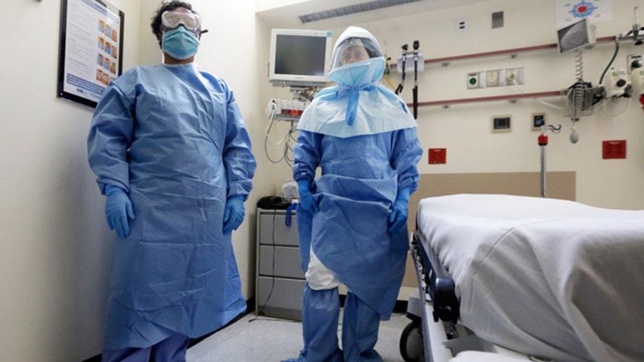 United States Ebola