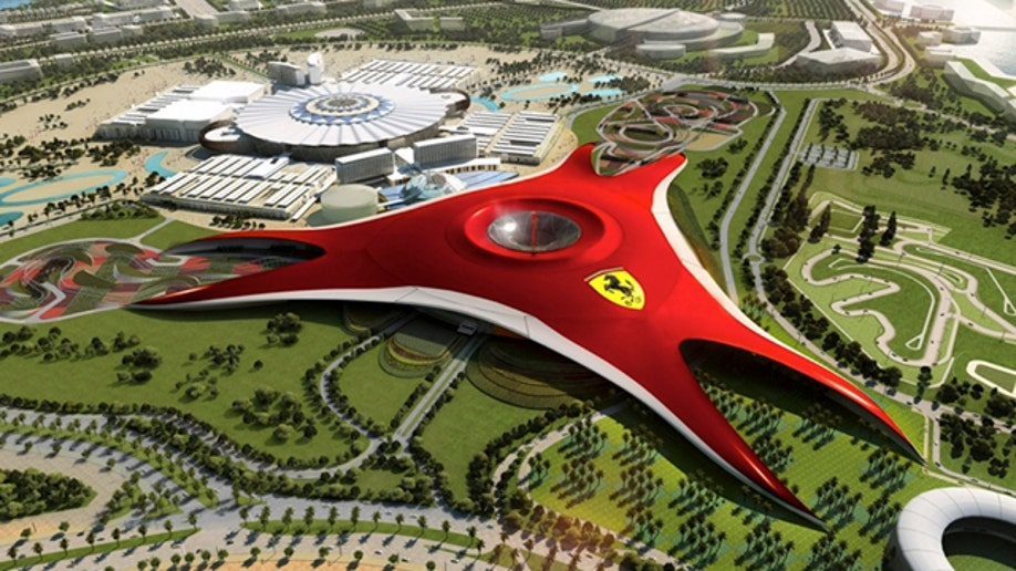 8f7aace0-Emirates F1 Ferrari World Auto Racing