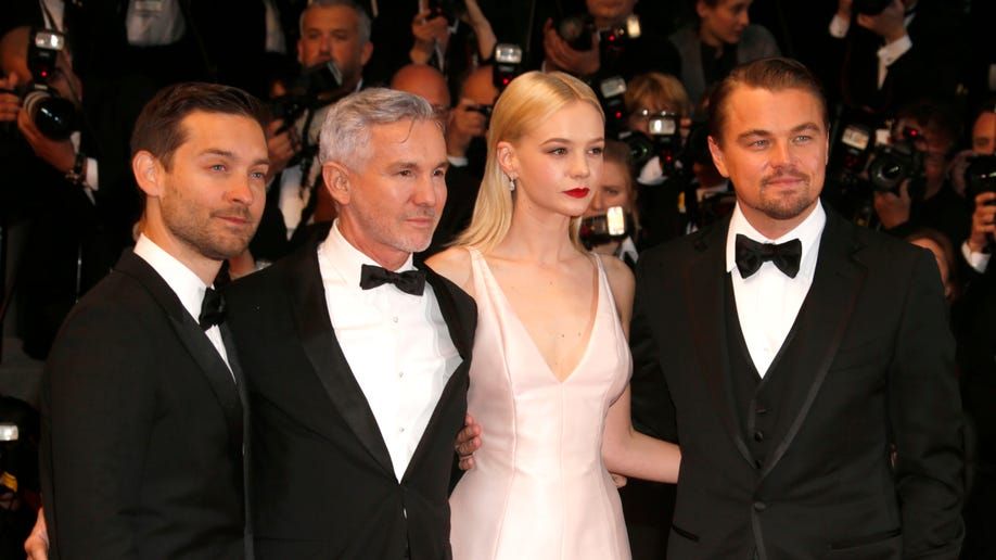 France Cannes The Great Gatsby Red Carpet