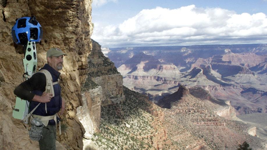 38470640-Google Grand Canyon