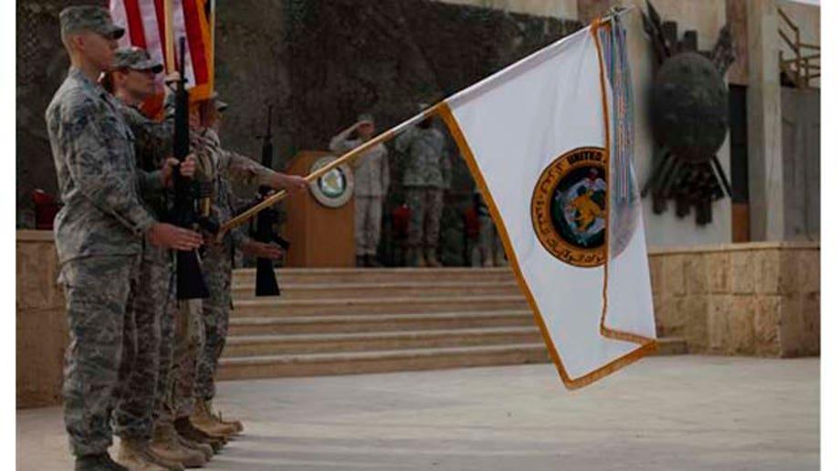 APTOPIX US Panetta Iraq