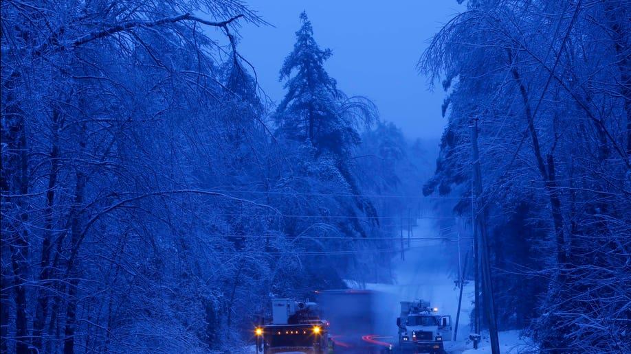 Ice Storm Power
