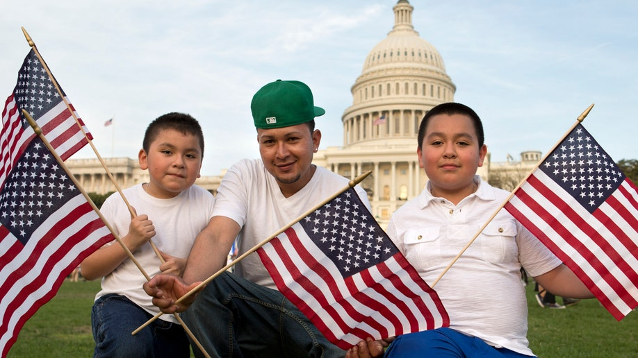 2eec2f82-Immigration Reform Rally Portraits