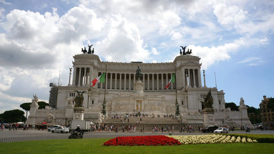 Italy WWI Anniversary