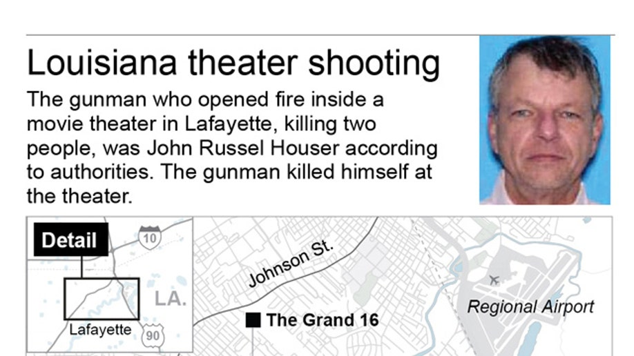 LA THEATER SHOOTING