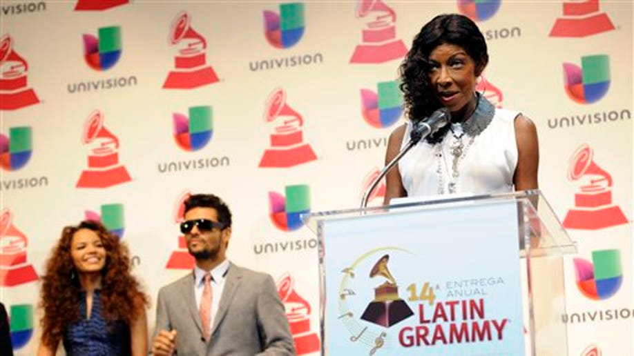 14th Annual Latin Grammy Awards Nominations Press Conference