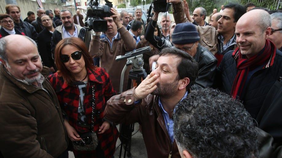 Mideast Lebanese Satirist