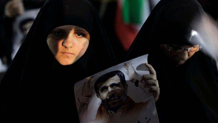 APTOPIX Mideast Lebanon Iran