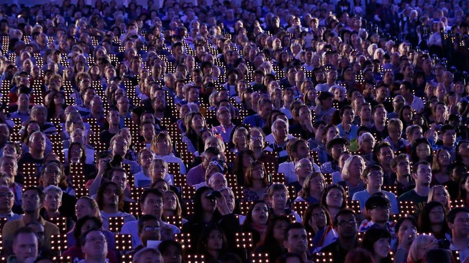 London Paralympics Closing Ceremony