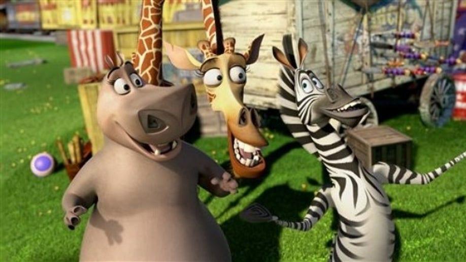 Film Review - Madagascar 3