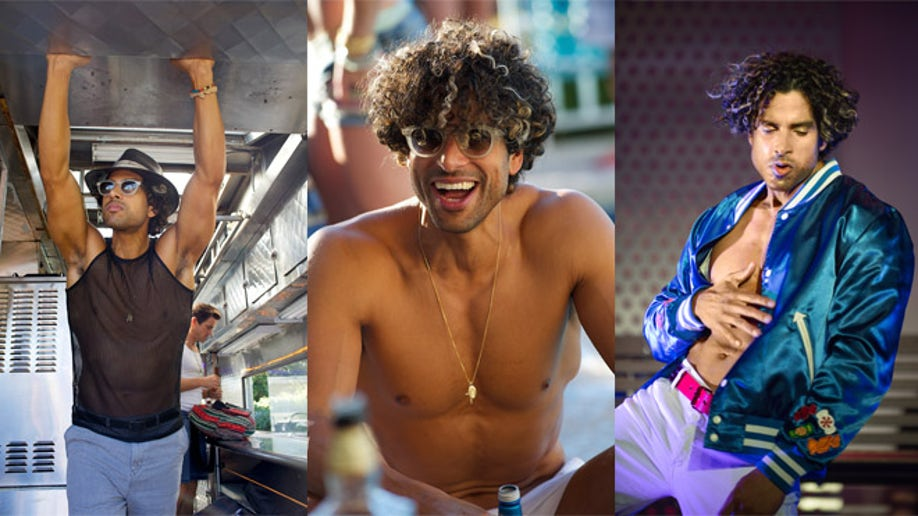 'Magic Mike XXL's' Adam Rodriguez turns up the heat in sexy sequel