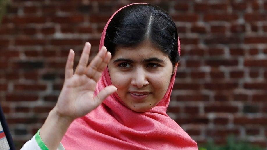 Malala Honored Harvard