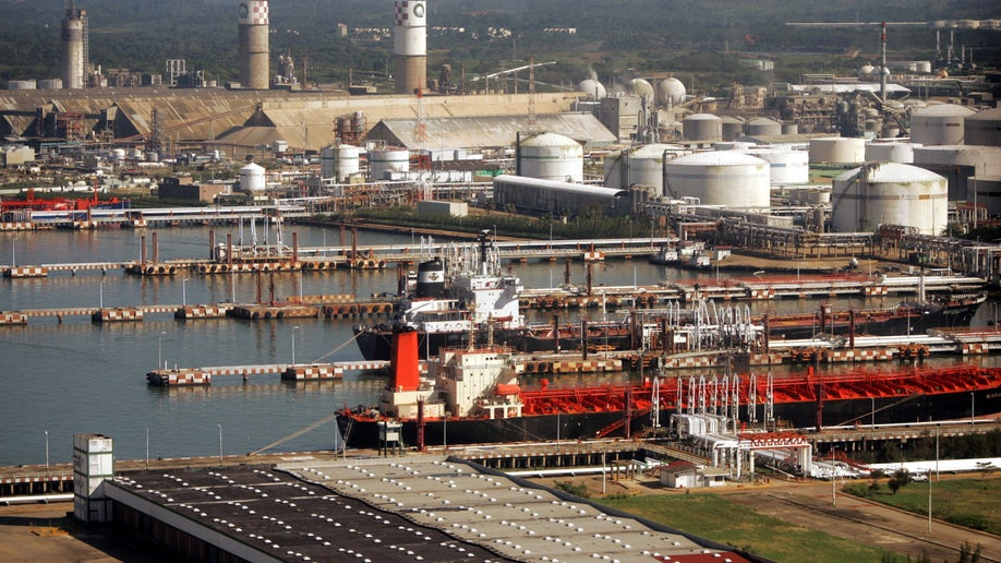 Mexico Oil Overhaul