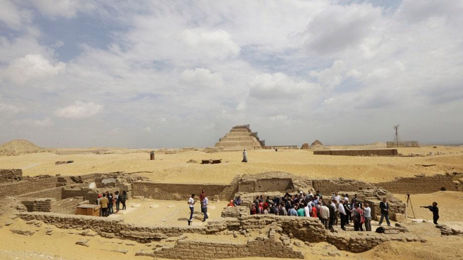 4664129c-Mideast Egypt Antiquities