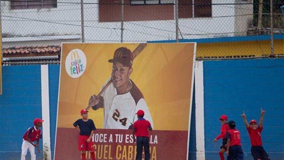 Venezuela Cabrera