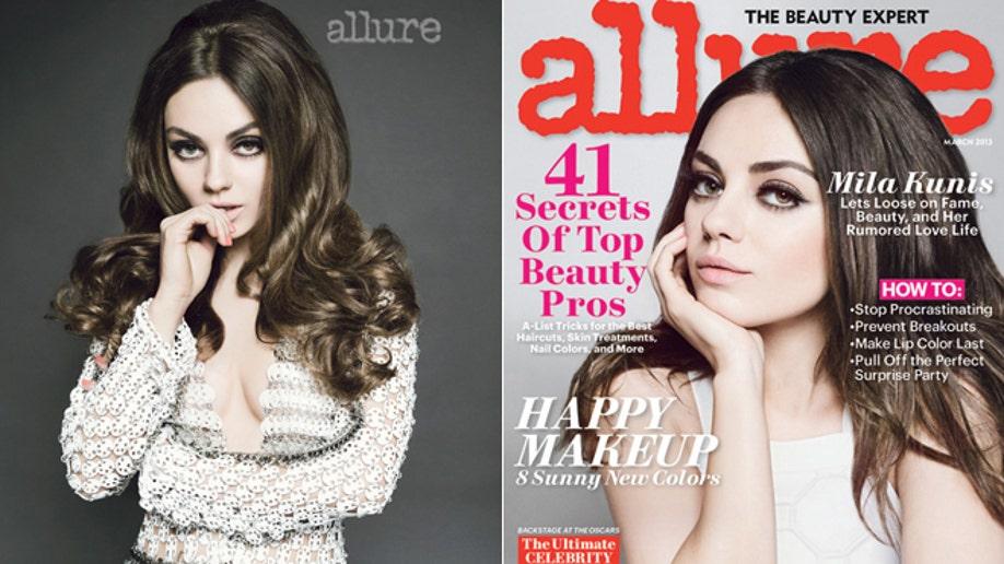 Mila Kunis: You won't see me totally naked on screen