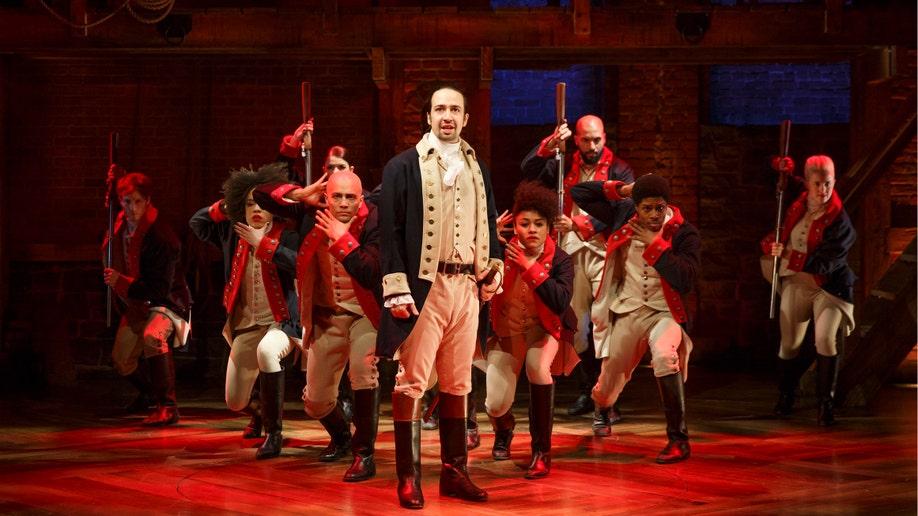 Theater Review Hamilton