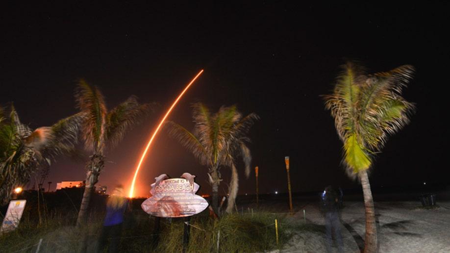 c05c0ac8-NASA Satellite Launch