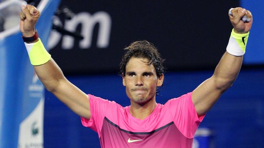 f267f4bf-Australian Open Tennis