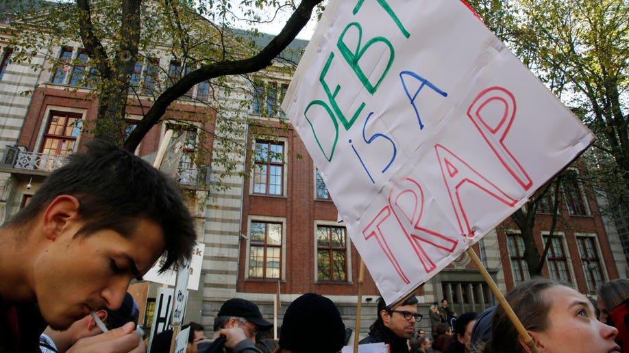 Netherlands Occupy