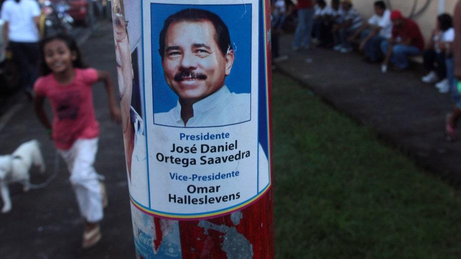 Nicaragua Election