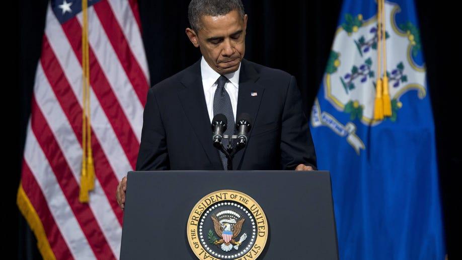 Obama Connecticut School Shooting