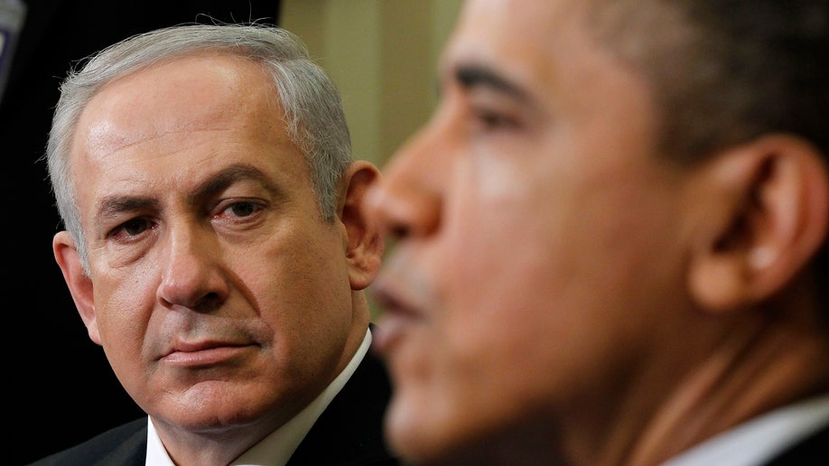Obama Israel Anaysis