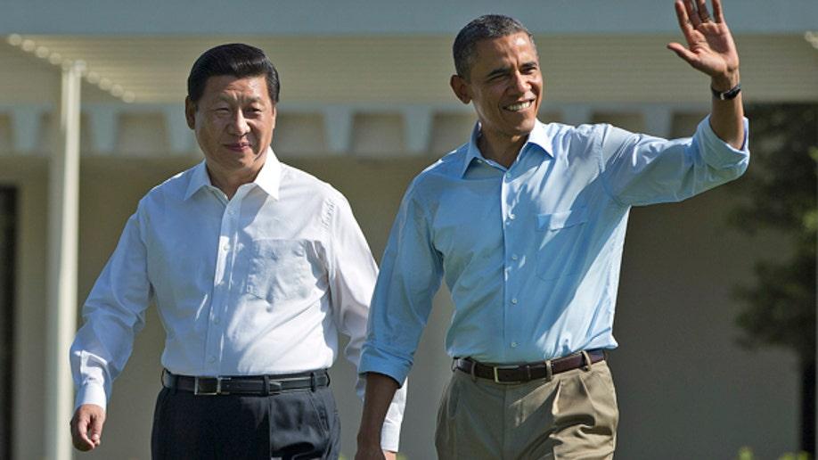 eec0a98e-APTOPIX Obama US China