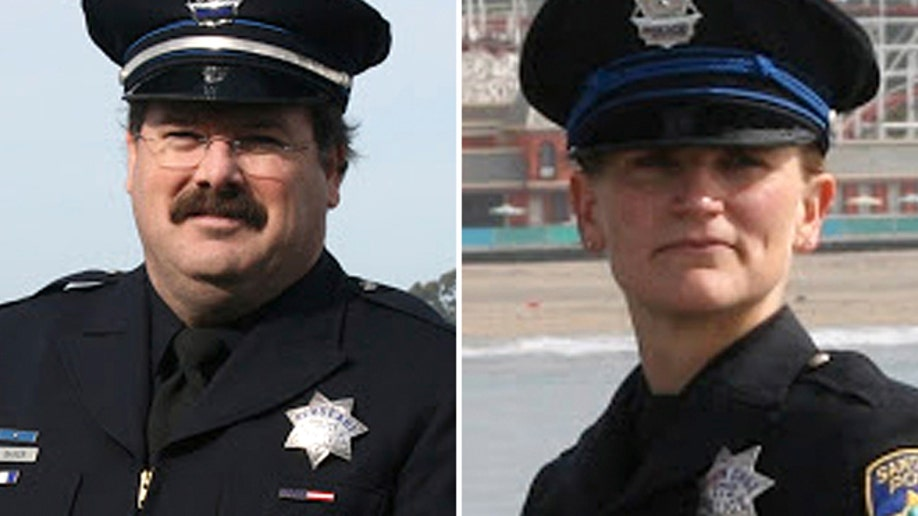 Police Shooting California