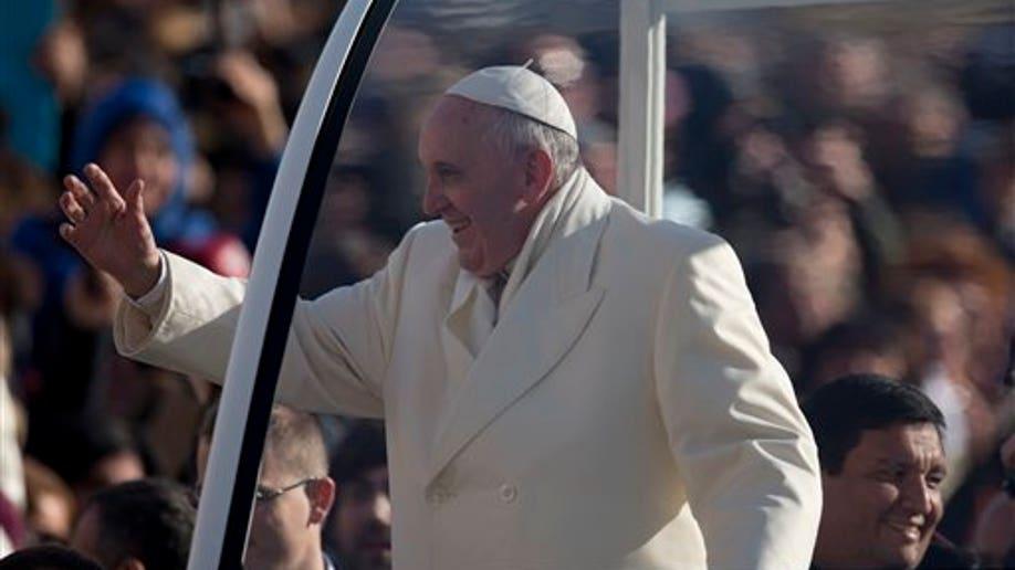 da646724-Vatican Pope's Passenger