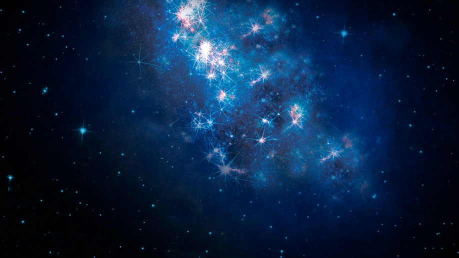 SPACE-GALAXY/