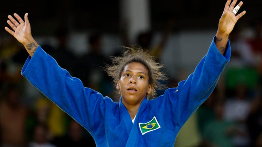a52896fc-Rio Olympics Judo Women