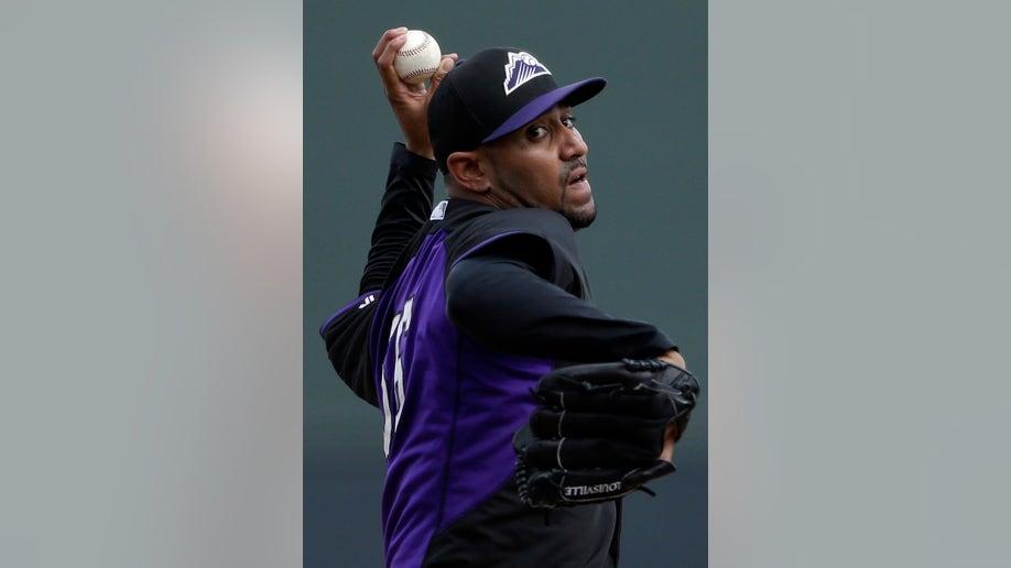 c3aa45f2-Rockies Diamondbacks Spring Baseball