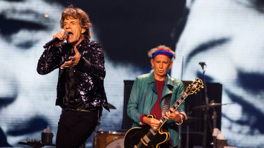 Rolling Stones in Concert - Chicago