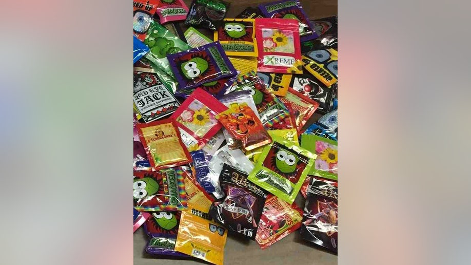 SYNTHETIC POT SCARE