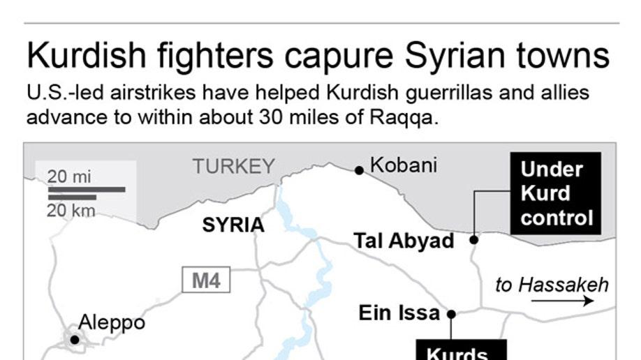 SYRIA KURDS