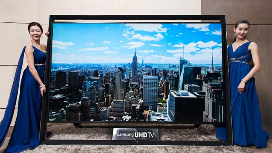 9d8f4f2a-South Korea Samsung New TV