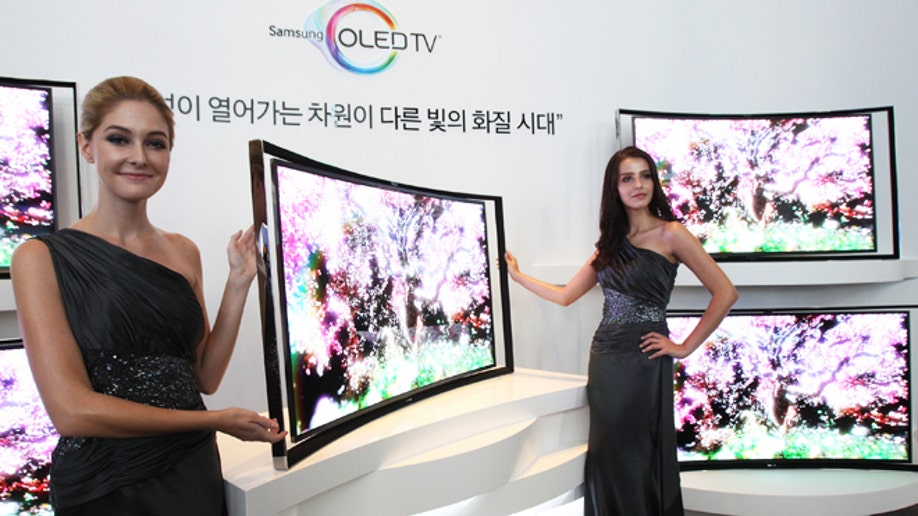 52af71f1-South Korea Samsung Curved TV