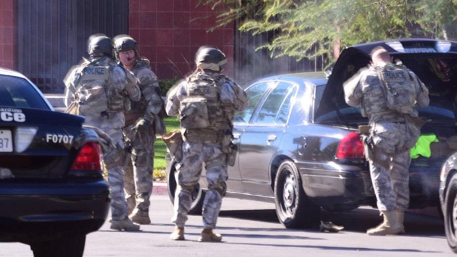 bb813766-APTOPIX California Shootings