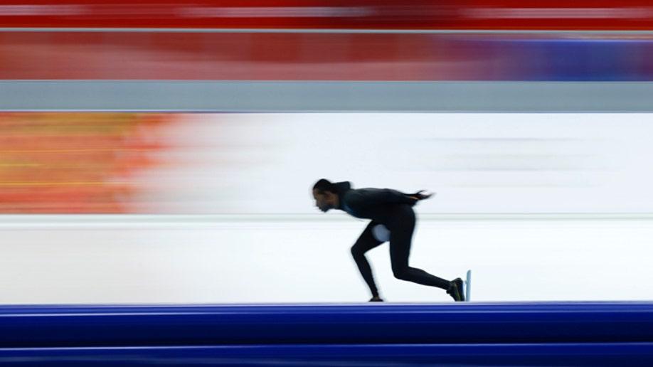 613f64cb-Sochi Olympics Speedskating Americans High Tech Suits