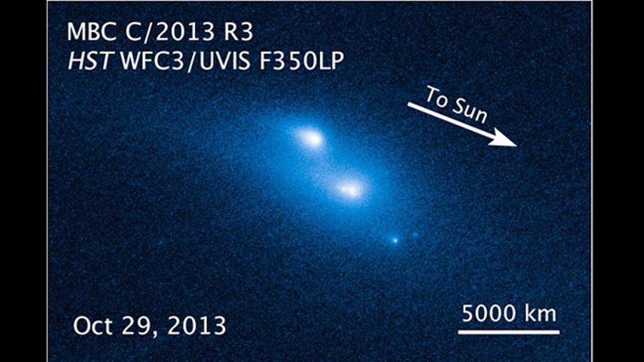 998d51e4-Space Asteroid Breakup